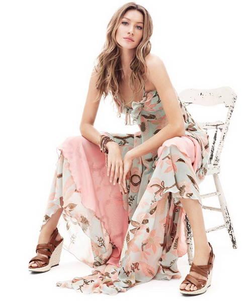 gypsy dress pattern free