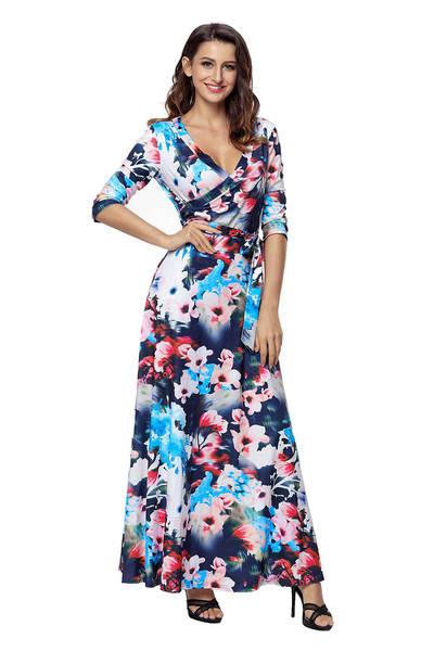 plus size boho bridesmaid dresses